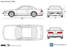 Nissan Silvia K S13