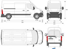 Nissan NV400 L1H1