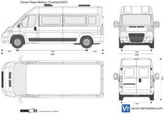 Citroen Relay Minibus 13-person