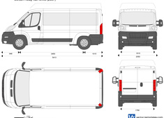 Citroen Relay Van MWB