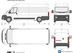 Citroen Relay Van XLWB