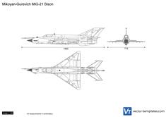 Mikoyan-Gurevich MiG-21 Bison