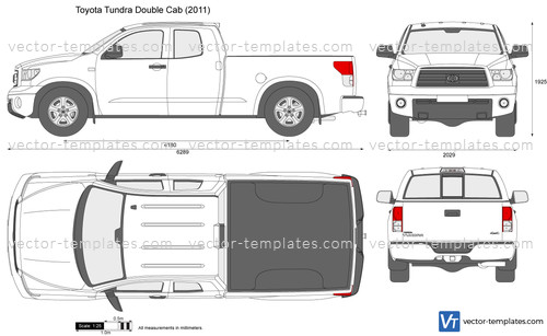 Templates Cars Toyota Toyota Tundra Double Cab
