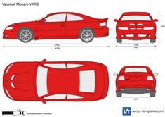 Vauxhall Monaro VXR8