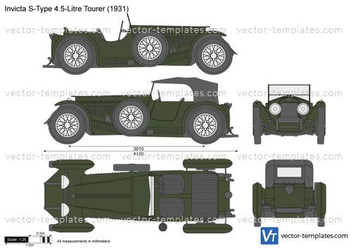Invicta S-Type 4.5-Litre Tourer
