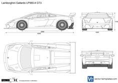 Lamborghini Gallardo LP560-4 GT3