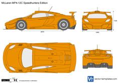 McLaren MP4-12C GT3 Speedhunters Edition