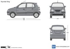 Hyundai Xing