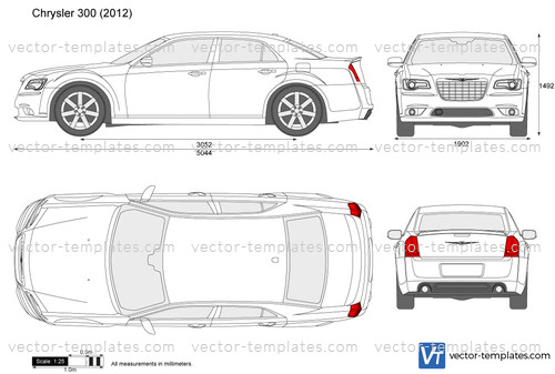Templates Cars Chrysler Chrysler 300