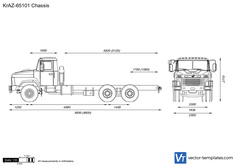 KrAZ-65101 Chassis
