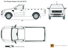 Ford Ranger Regular Cab 4x2