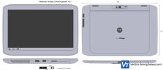 Motorola XOOM 2 Droid Xyboard 10.1