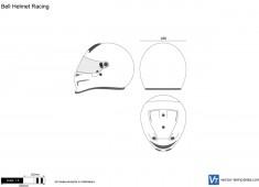Bell Helmet Racing