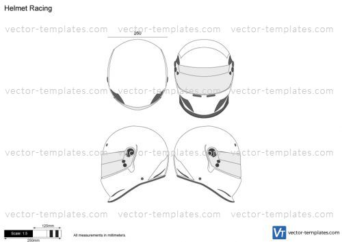 Helmet Racing