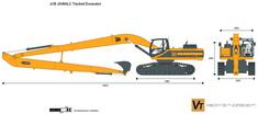 JCB JS460LC Tracked Excavator