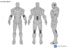 Iron Man Mark 7