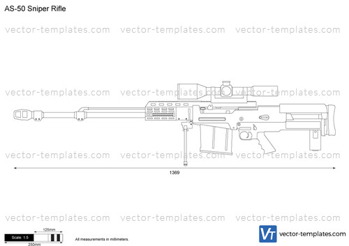 Templates - Weapons - Rifles - AS-50 Sniper Rifle
