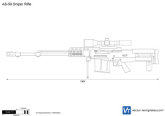 AS-50 Sniper Rifle