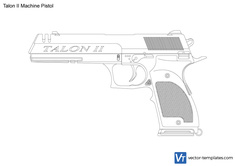 Talon II Machine Pistol