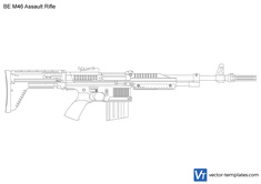 BE M46 Assault Rifle
