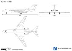 Tupolev Tu-134 Crusty