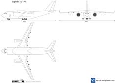 Tupolev Tu-330