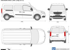 Mercedes-Benz Citan Long