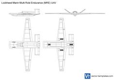 Lockheed Martin Multi Role Endurance (MRE) UAV