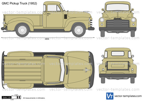 Templates Cars Gmc Gmc Pickup Truck