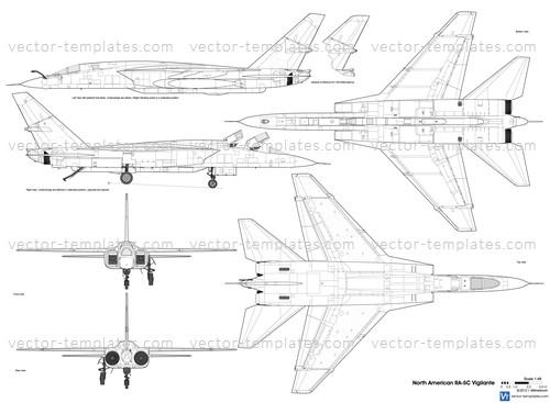 North American RA-5C Vigilante
