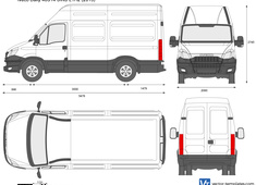 Iveco Daily 40S14 SWB L1H2