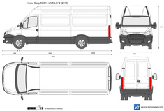 Iveco Daily 50C16 LWB L3H2