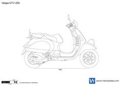 Vespa GTV 250