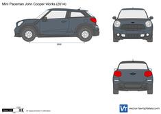 Mini Paceman John Cooper Works