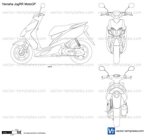 Yamaha JogRR MotoGP