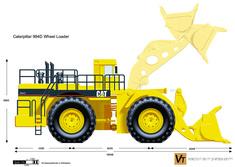 Caterpillar 994D Wheel Loader