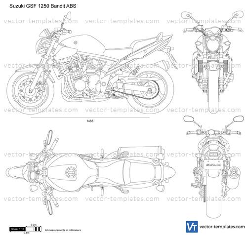 Suzuki GSF 1250 Bandit ABS