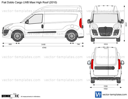 templates - cars - fiat
