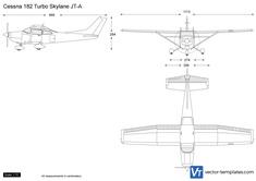 Cessna 182 Turbo Skylane JT-A