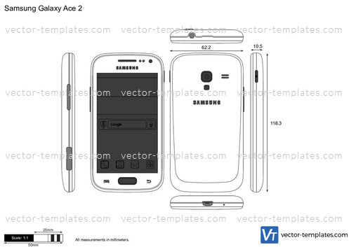 templates - mobile phones and tablets - samsung