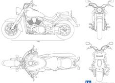 Kawasaki Vulcan VN2000 Classic