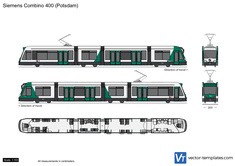 Siemens Combino 400 (Potsdam)