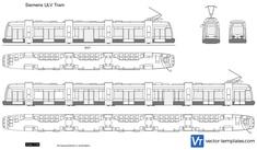 Siemens ULV Tram