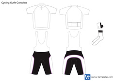 Cycling Outfit Complete