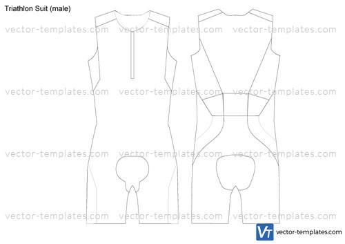 Triathlon Suit (male)