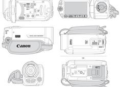 Canon FS10 FS11 FS100