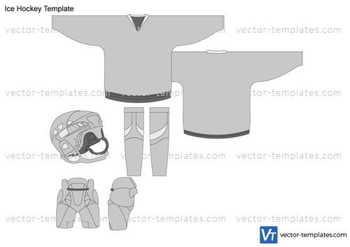 Ice Hockey Template