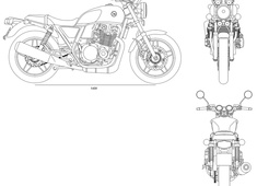 Honda CB1100 C-ABS