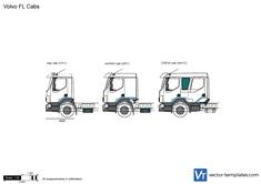 Volvo FL Cabs