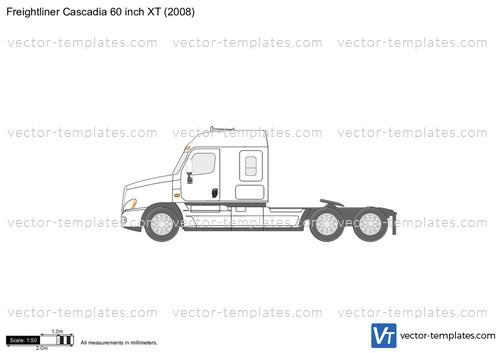 Freightliner Cascadia 60 inch XT